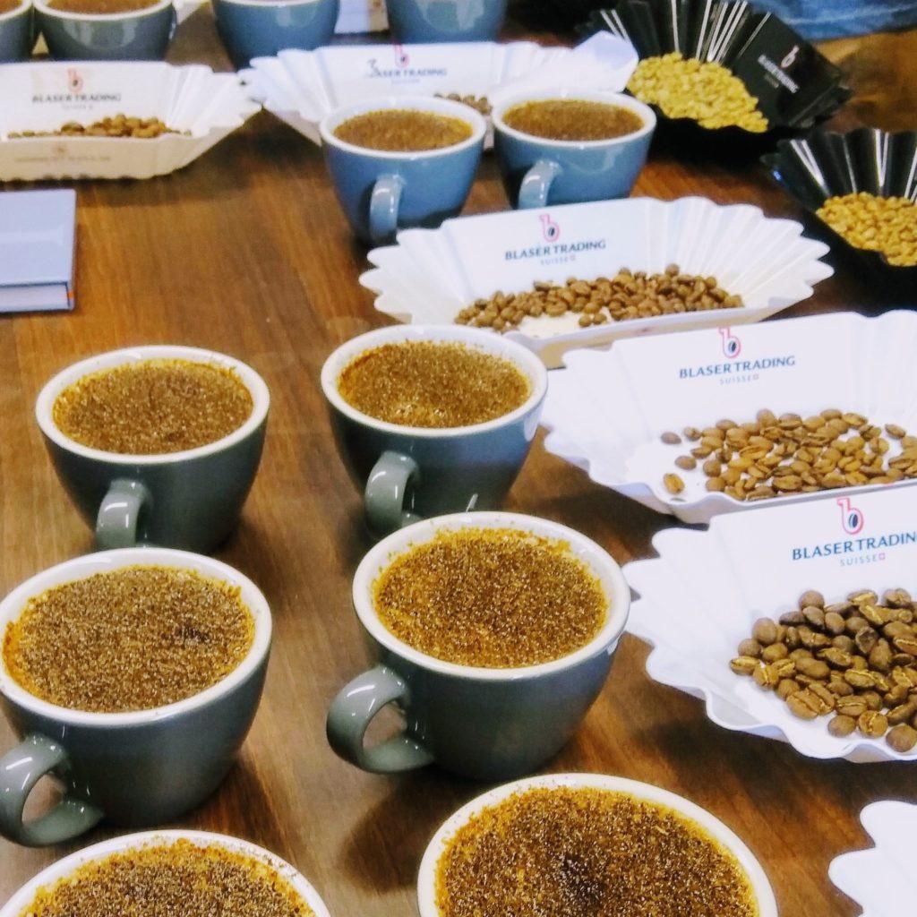 huangart feine Kaffeeröstung Workshop Kaffee